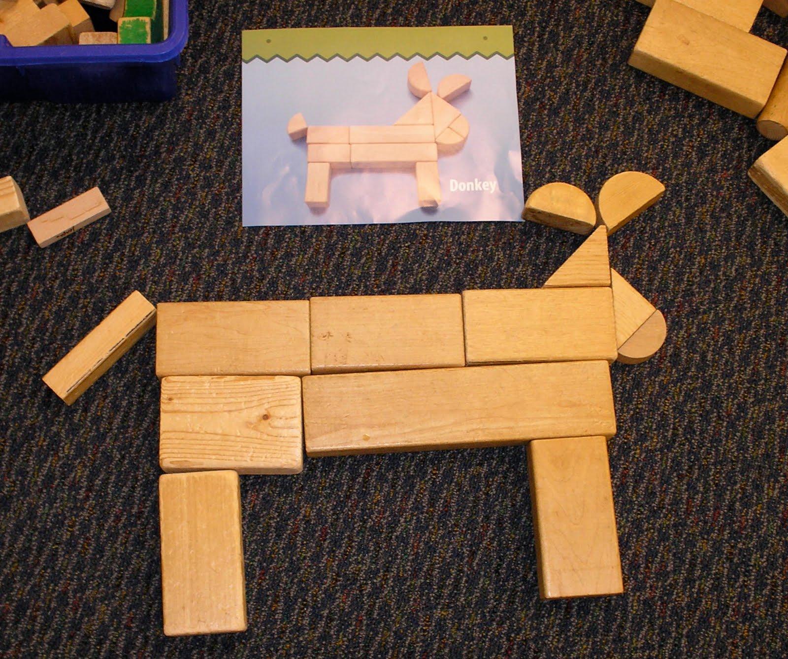 Brick by favorite things blocks