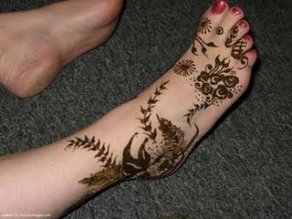 Mehndi Art Simple : Simple mehndi designs feetsliteratura por un tubo