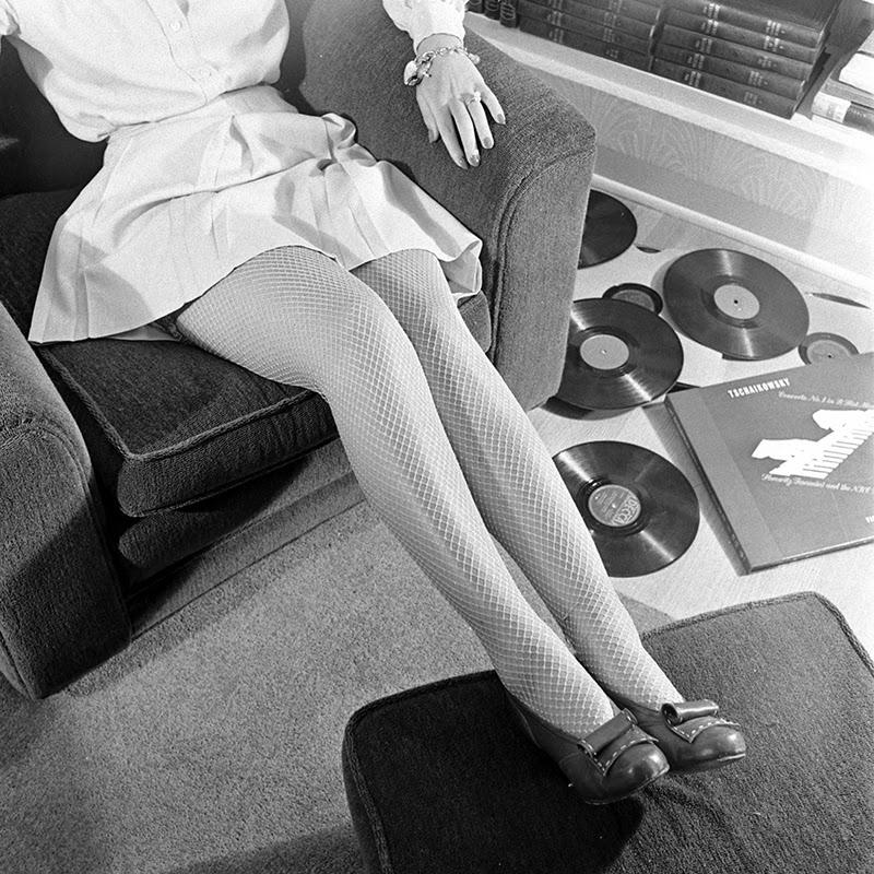 Vintage Stocking Photos 50