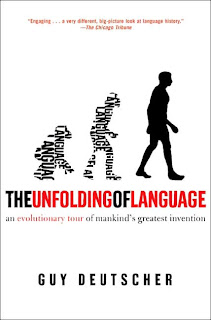 The Unfolding of Language book cover