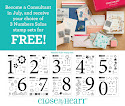 Join My Artsy Team in July and get this bonus!