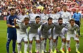 Real Madrid vs Cordoba