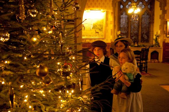 Treasure Houses of England: Victorian Christmas Celebrations at ...