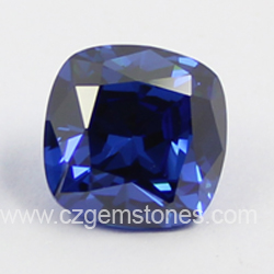 blue synthetic gems