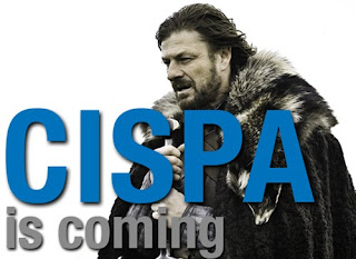 Cispa is coming very soon! Learn more about this bill before it becomes LAW