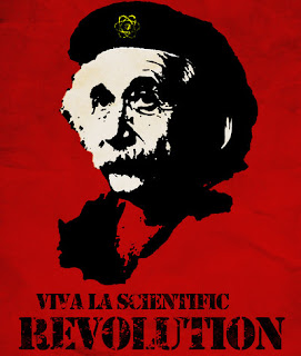 Einstein as revolutionary