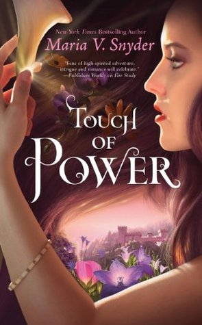 Touch of Power book cover