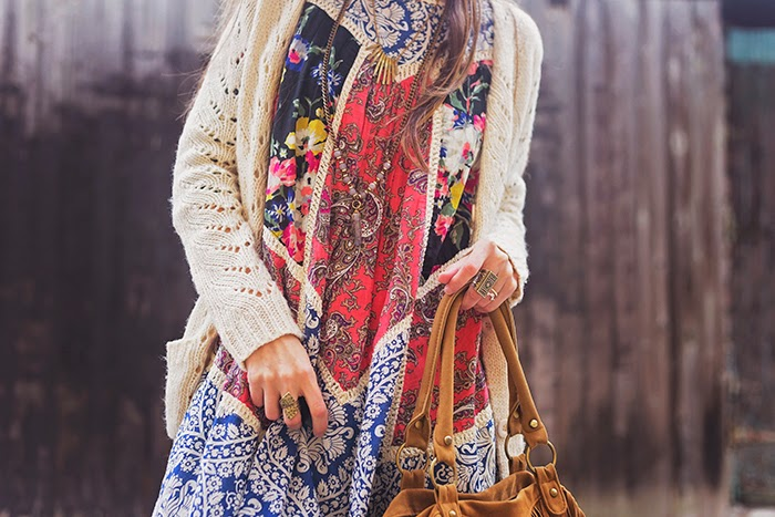 Anthropologie-Dress-Boho-Chic