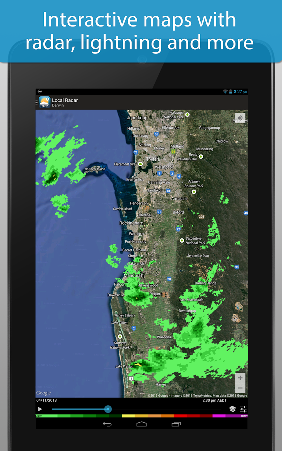 weatherzone Plus v4.2.2 Apk