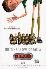 Filme Um Time Show De Bola Dublado AVI BDRip