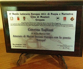 Bando Letterario Europeo di Poesia e Narrativa