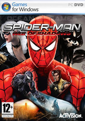 Spider Man Web Of Shadows Game