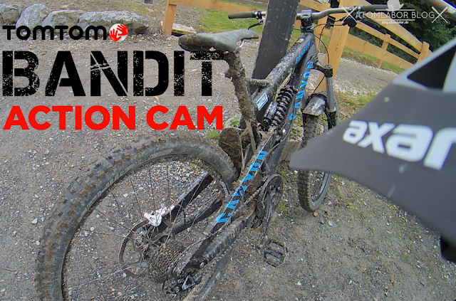 Die TomTom Bandit Action Cam im Test | Atomlabor on Tour: Downhill Mountainbiking ( 3 Videos )