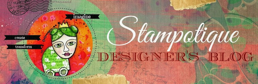 Stampotique Designer's Blog