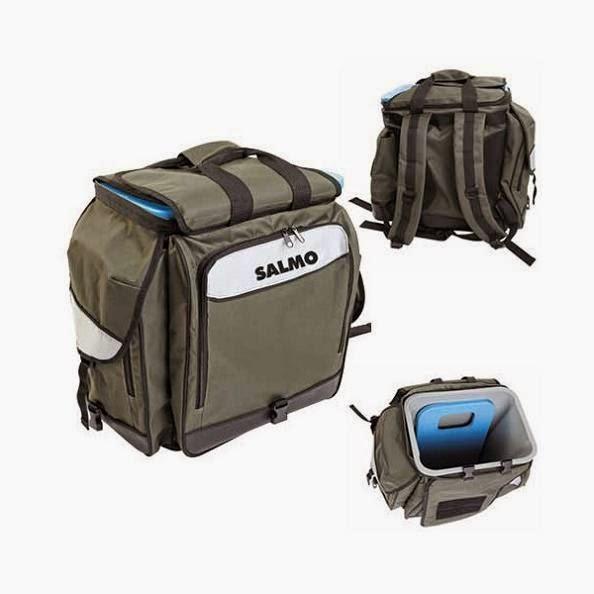 рыболовный пенопластовый ящик-рюкзак