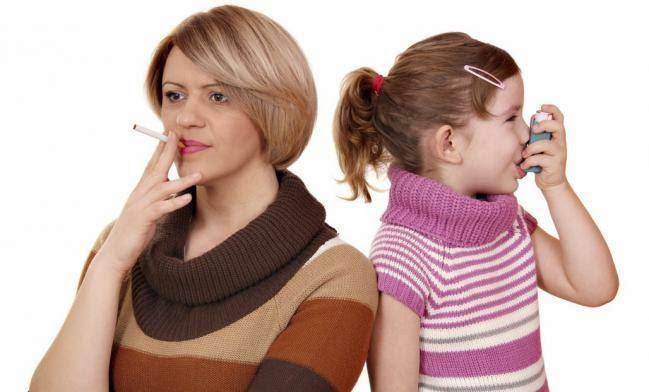 Como a disaccustom a criança de fumar