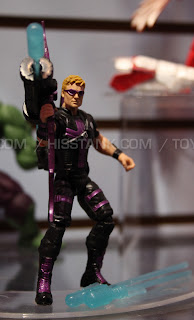 Hasbro 2013 Toy Fair Display Pictures - Avengers Assemble - Hawkeye figure