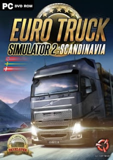 Euro Truck Simulator 2 - Scandinavia Jogos Torrent Download onde eu baixo