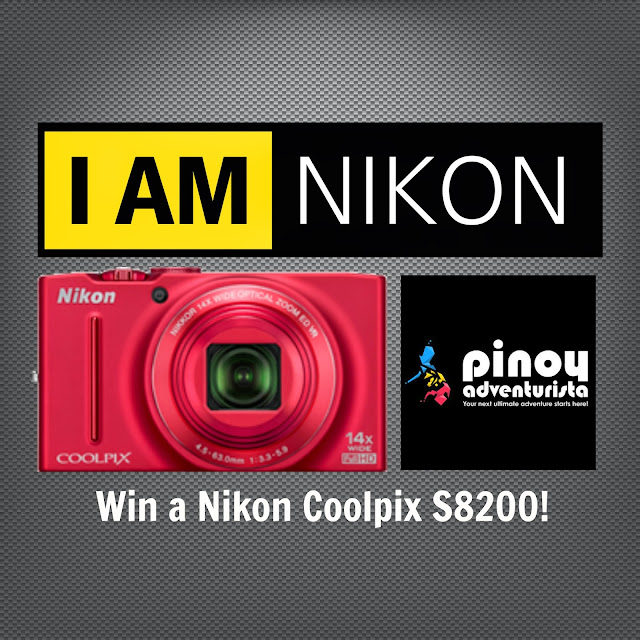 CLICK HERE - Nikon Coolpix S8200 Camera Giveaway