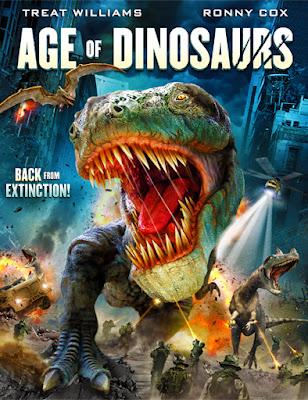 La Era De Los Dinosaurios (2013) DVDRip Latino