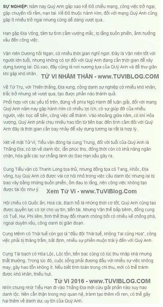 Tu Vi Nham Than 1992 Nam Mang