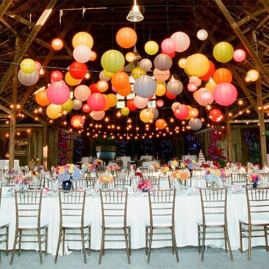 String Lights For Wedding Decorations