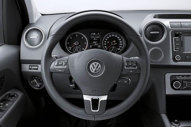 VW Amarok 2014 - painel