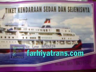 jual tiket kapal laut