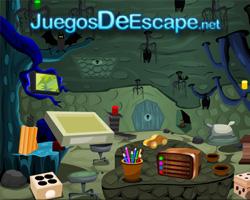 solucion juego Aard Cave House Escape