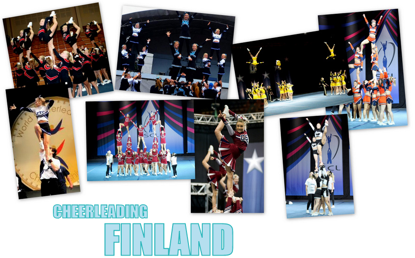 Cheerleading Finland