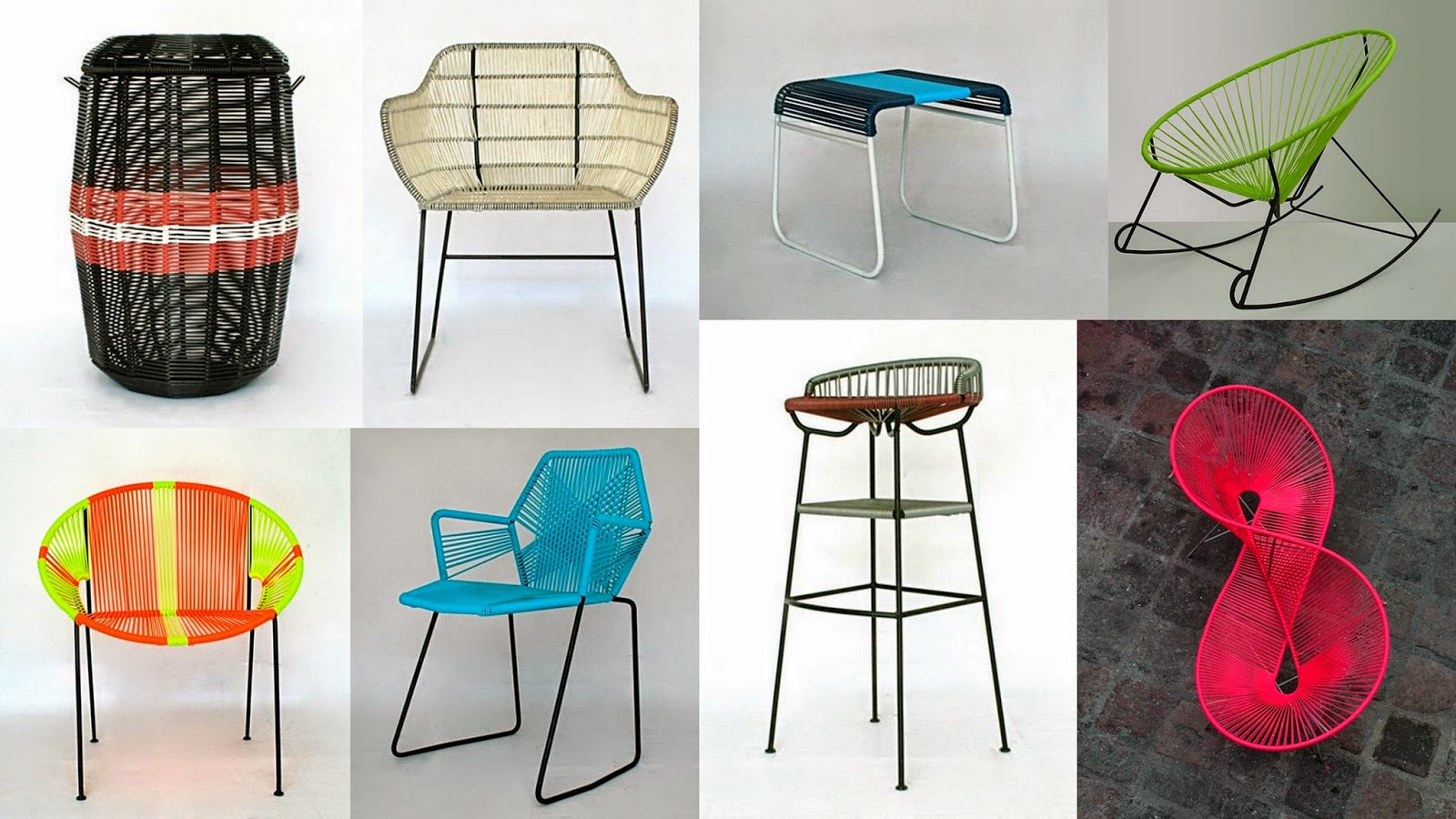 Tendencias la silla acapulco perfecta para disfrutar del for Sillas de plastico de diseno