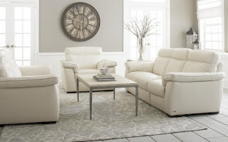 Baers B757 Stationary Living Room Group from the Natuzzi editions