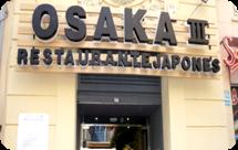 Restaurante-buffet japonés Osaka III