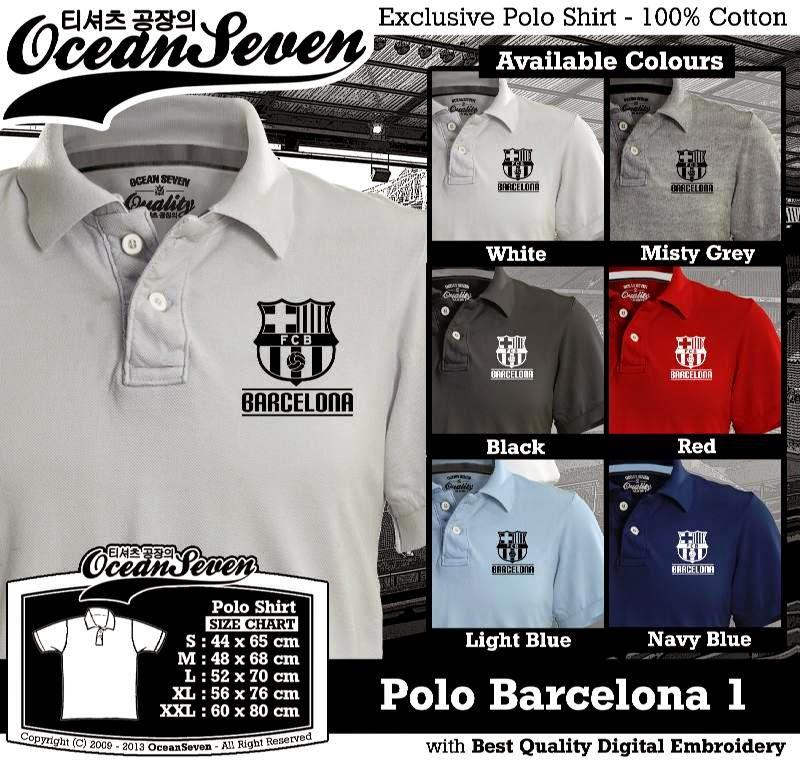 Kaos Polo Barcelona 1