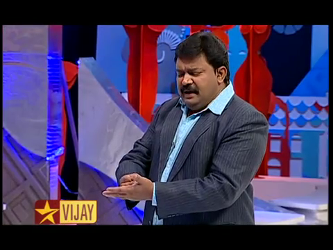 Neeya Naana – 15th February 2014 | Promo 1,2,3 Vijay Tv