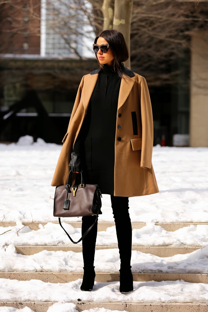 Street Style New York Fashion Week Fall Winter 2014 2015