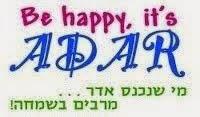 The Month of Adar: Hidden Joy