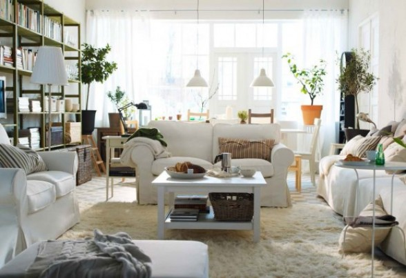 Ikea living room ideas for 2012 modern house plans designs 2014 - Ikea living room modern ...