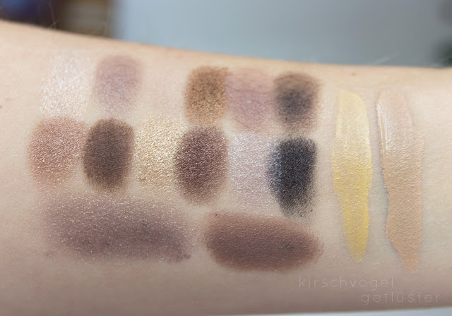 drugstore makeup high quality dupes nars mac beauty blender urban decay swatches