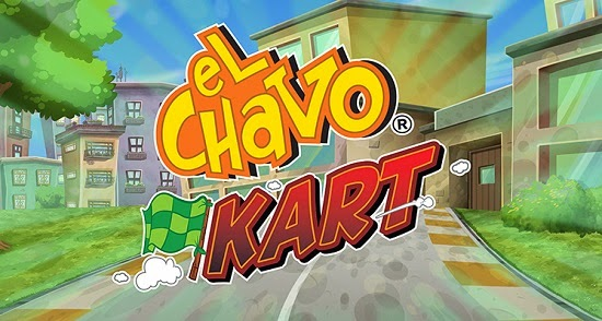 EL CHAVO KART PARA ANDROID
