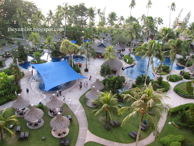Shangri La, Golden Sands, Penang, Batu Feringgi, beach, resort, hotel