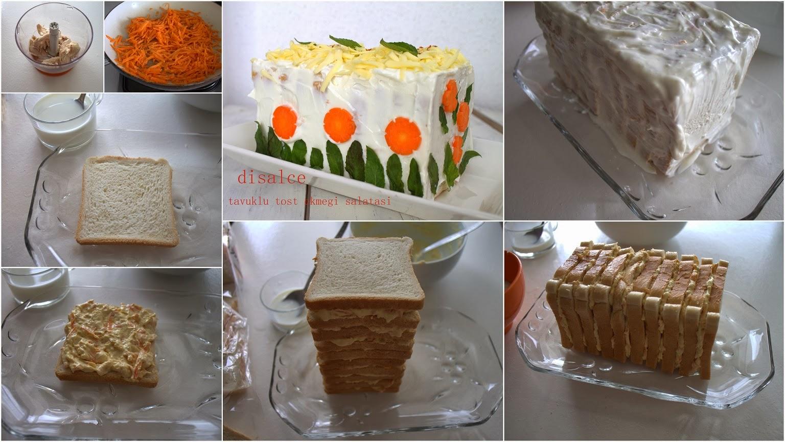Ekmek Salatası Tarifi