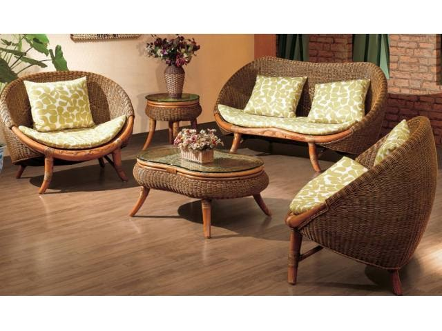 Rattan Furniture Indoor Furniture