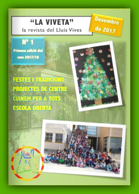 VIVETA: Revista escolar