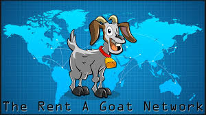 Rent A Goat network