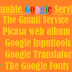 Essential Google free tools- very user friendly and necessary for every one