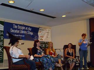 Rachel Hawkins, Jackson Pearce, and Victoria Schwab