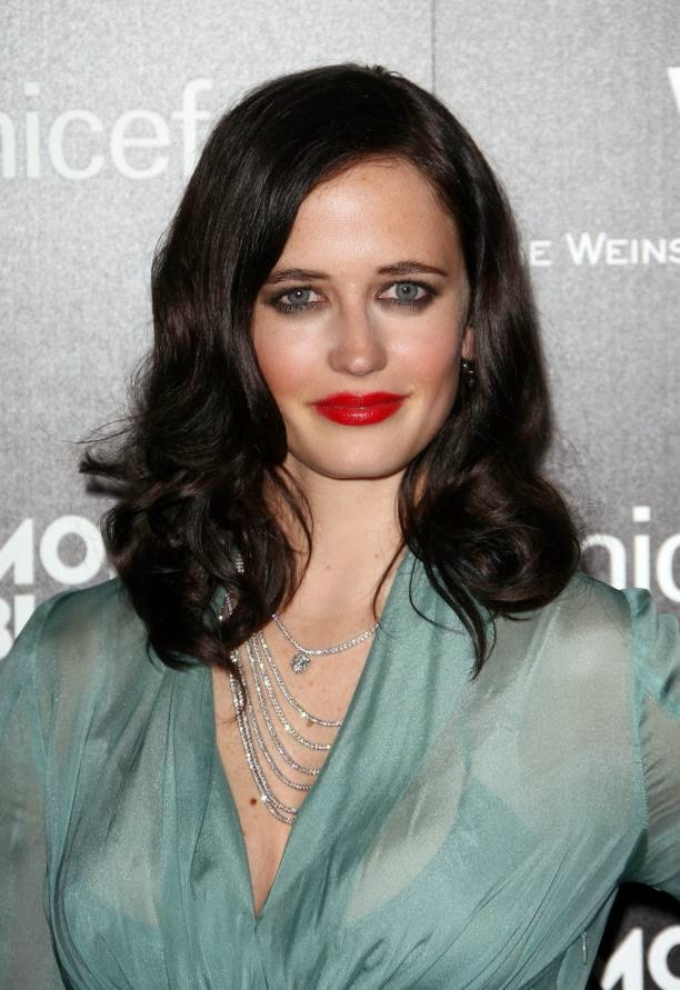 The Latest Celebrity P... Eva Green Height