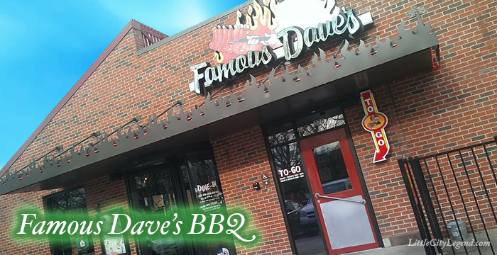 Famous dave 39 s happy hour for Food bar on church