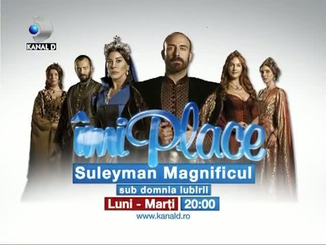 Suleiman Magnificul episodul 20